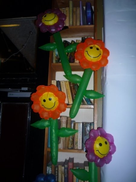 Flowered Up !